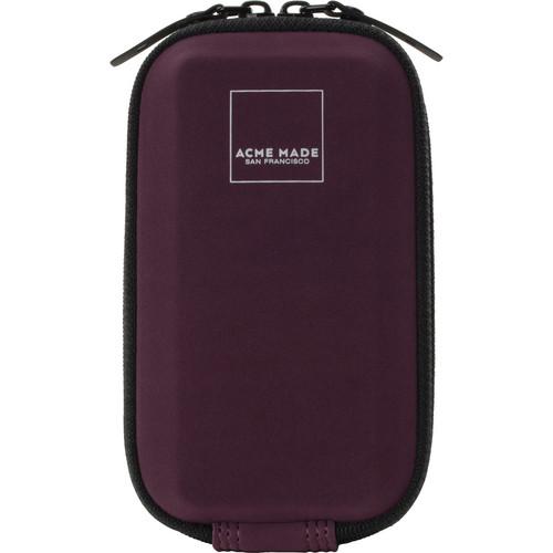 Acme Made Oak Street Hard Case (Purple)
