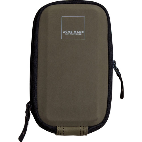 Acme Made Oak Street Hard Case (Olive Green)