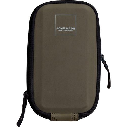 Acme Made Oak Street Hard Case (Olive Green)