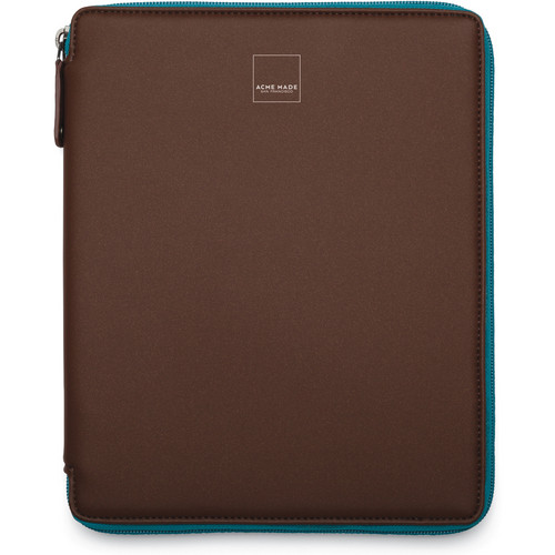 Acme Made Bay Street Case for iPad (Java/Teal)