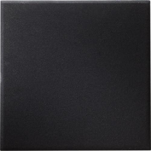"AcousTex Fabrics 24 x 24"" Black Speaker Panels - Designer Series (Set Of 2)"