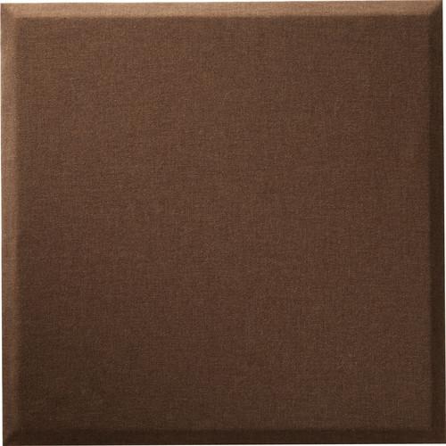 "AcousTex Fabrics 24 x 24"" Cocoa Speaker Panels - Designer Series (Set Of 2)"