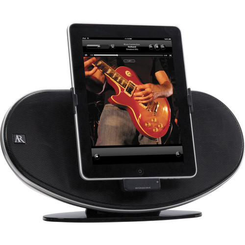 Acoustic Research ARS35i App-Enhanced Portable Audio System & Docking Station for iPad
