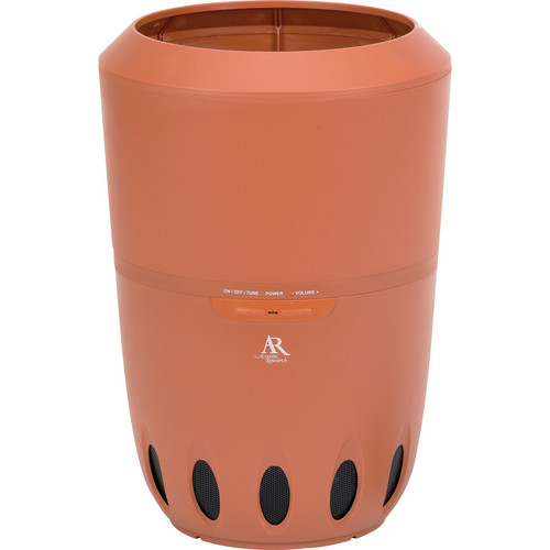Acoustic Research AW828 Wireless Indoor/Outdoor Speaker with Planter