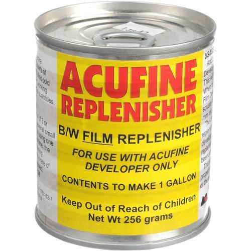 Acufine Acufine Developer Replenisher (Powder) for Black & White Film - Makes 1 Gallon
