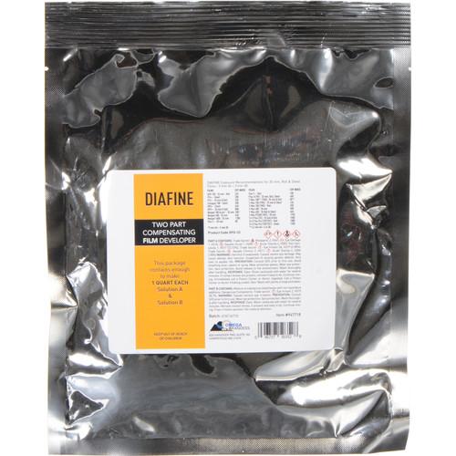 Acufine Diafine Powder Film Developer (Makes 1 Quart)