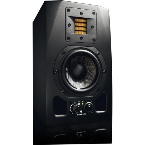 "Adam Professional Audio A3X 4.5"" 50W Active 2-Way Studio Monitor (Single)"