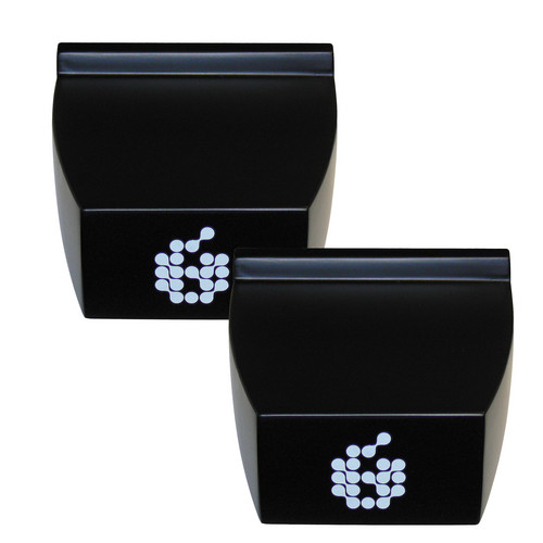 Adam Professional Audio Desktop Stands (Pair, Black)