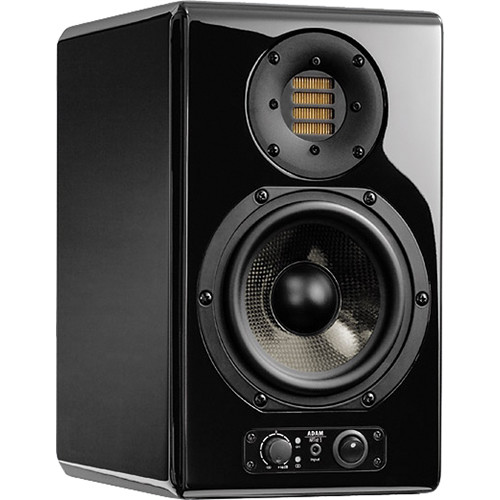 "Adam Professional Audio ARTist 5 150W 5.5"" Active 2-Way Monitor Speaker (Single, Black)"