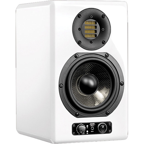 "Adam Professional Audio ARTist 5 150W 5.5"" Active 2-Way Monitor Speaker (Single, White)"