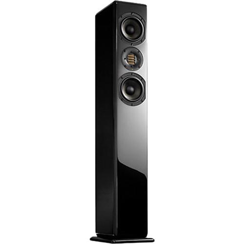 "Adam Professional Audio ARTist 6 150W Dual 4.5"" Active Floorstanding Speaker (Single, Black)"