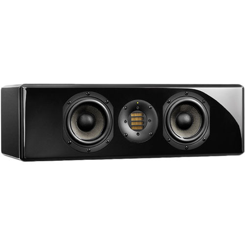 "Adam Professional Audio ARTist 6H 150W Dual 4.5"" Active Center Channel Speaker (Black)"