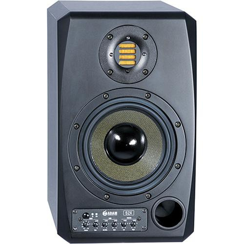 "Adam Professional Audio S2X - 300W 7.5"" Two-Way Active Near-Field Studio Monitor (Single)"