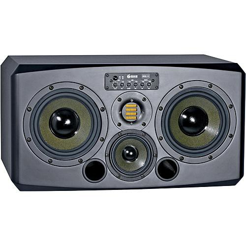 "Adam Professional Audio S3X-H - 800W 7.5"" Three-Way Active Mid-Field Studio Monitor (Horizontal, Single)"