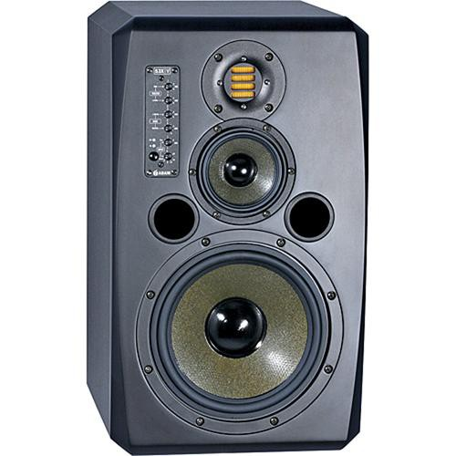 "Adam Professional Audio S3X-V - 550W 9"" Three-Way Active Mid-Field Studio Monitor (Vertical, Single)"