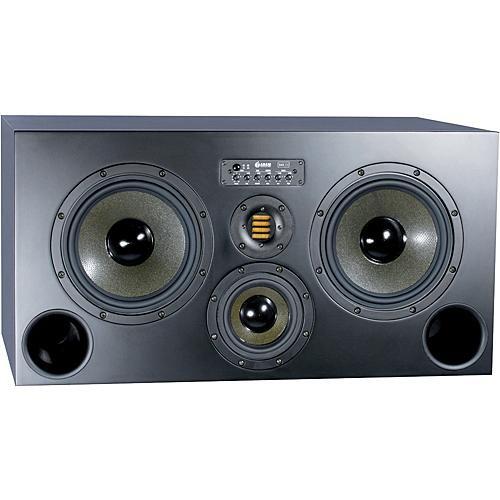 "Adam Professional Audio S4X-H - 800W 9"" Three-Way Active Mid-Field Studio Monitor (Horizontal, Single)"