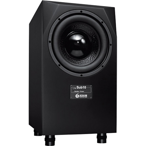 "Adam Professional Audio Sub10 MK2 - 200W 10"" Active Subwoofer"
