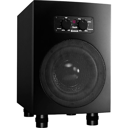 "Adam Professional Audio Sub8 - 240W 8.5"" Active Subwoofer"