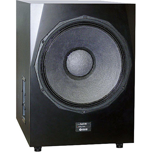 "Adam Professional Audio Sub2100 - 1000W 21"" Front-Firing Active Subwoofer"
