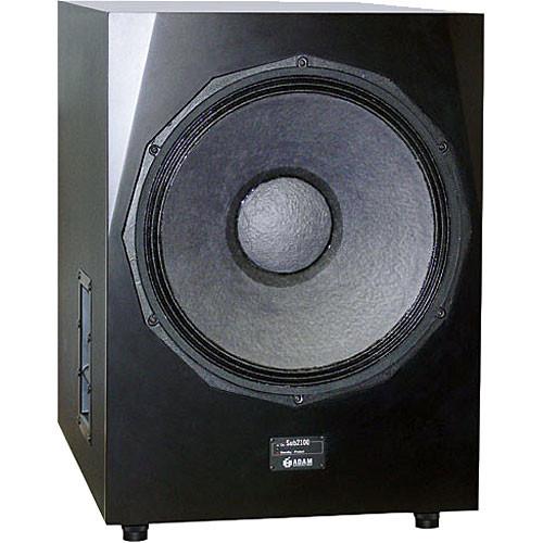 "Adam Professional Audio Sub2100 - 1000W 21"" Front-Firing Active Subwoofer"