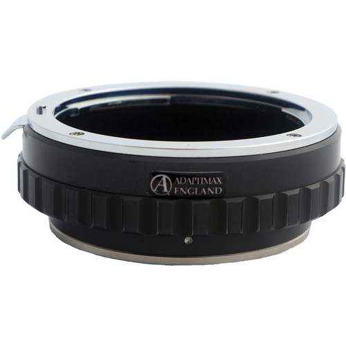 Adaptimax Canon EF to micro 4/3 Lens Adapter