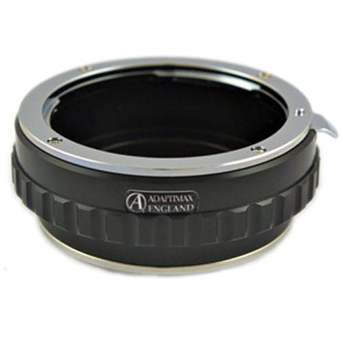 Adaptimax Lens Adapter - Canon EF Lenses to Sony E-mount Cameras