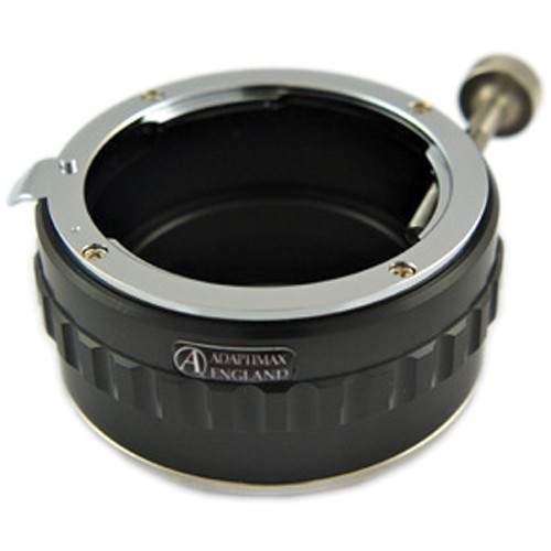 Adaptimax Lens Adapter - Select Nikon Lenses to Sony E-mount Cameras