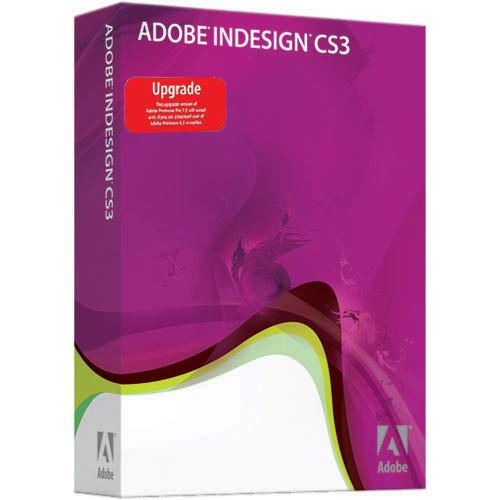 Cheap price adobe indesign cs3