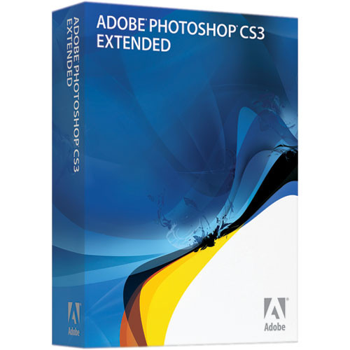 Adobe Photoshop CS3 Extended Image Editing Software for Mac