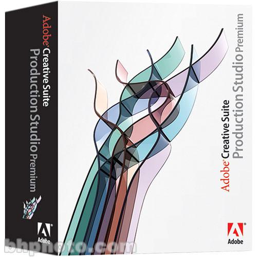 Adobe Production Studio Premium Software Suite