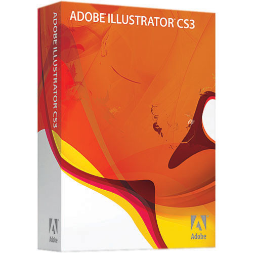 Adobe Illustrator CS3 Vector Graphics Software for Windows