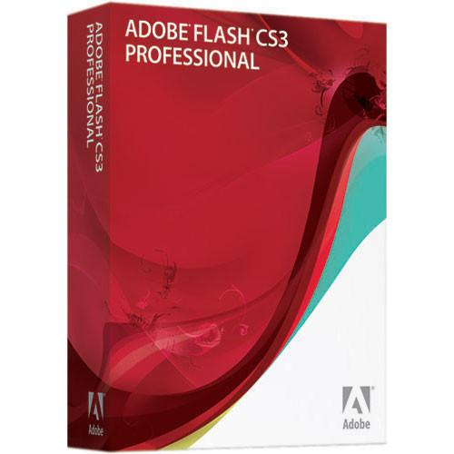 Adobe Flash CS3 Professional Software for Windows
