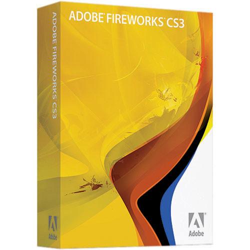 Adobe Fireworks CS3 Web Prototyping Software for Windows