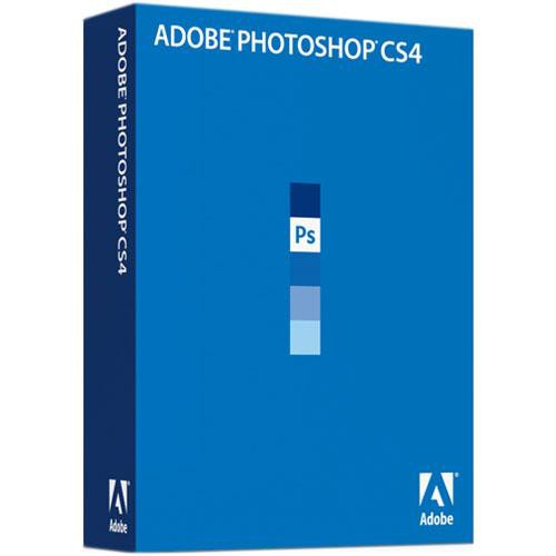 Adobe Photoshop CS4 Image Editing Software for Mac