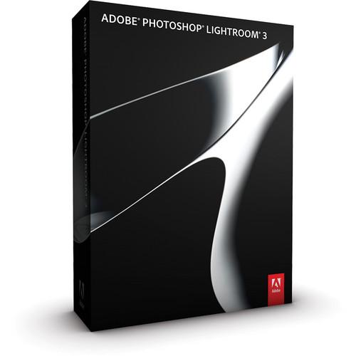 Adobe Photoshop Lightroom 3 Software for Mac & Windows