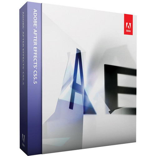Adobe After Effects CS5.5 for Mac