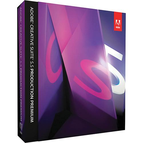 Adobe Creative Suite 5.5 Production Premium for Windows
