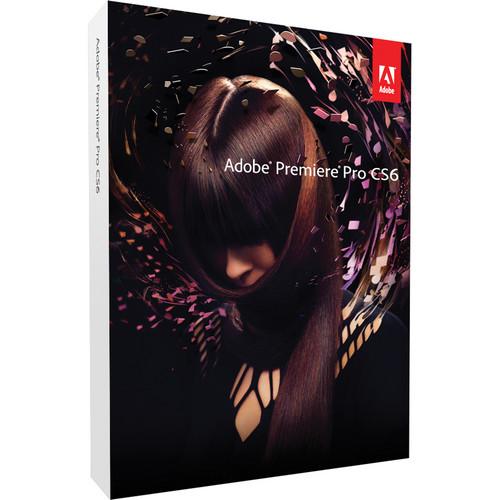Adobe Premiere Pro CS6 for Windows