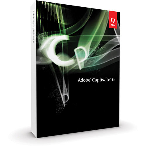 Adobe Captivate 6 for Windows