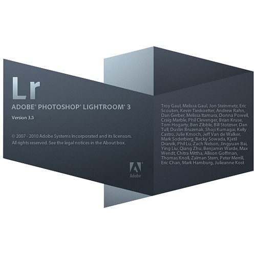 adobe lightroom for mac