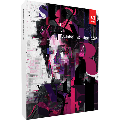 Adobe InDesign CS6 for Windows
