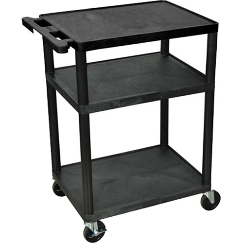 Advance PL2-34 PixMate Lightweight Plastic Cart