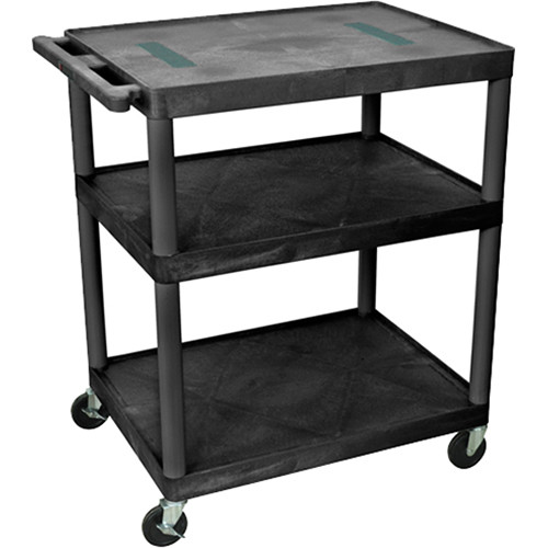 "Advance PL9-27R Pixmate Cart with Electrical Assembly (27"" Height)"