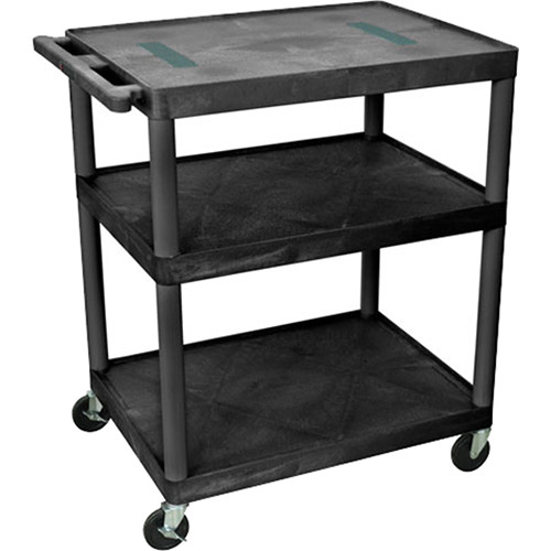"Advance PL9-40R Pixmate Cart with Electrical Assembly (40"" Height)"