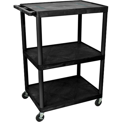 Advance PL9-48R PixMate Lightweight Plastic Cart