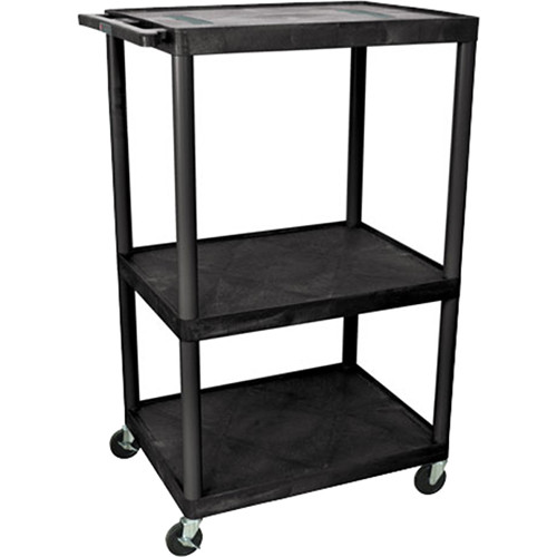 "Advance PL9-54R Pixmate Cart with Electrical Assembly (54"" Height)"