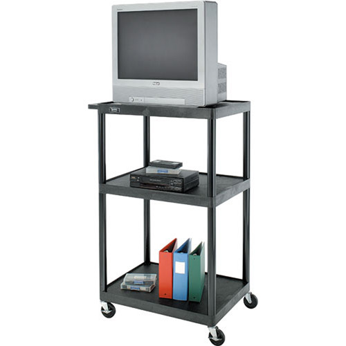"Advance PL9-DUOR Pixmate Cart with Electrical Assembly (54"" Height)"