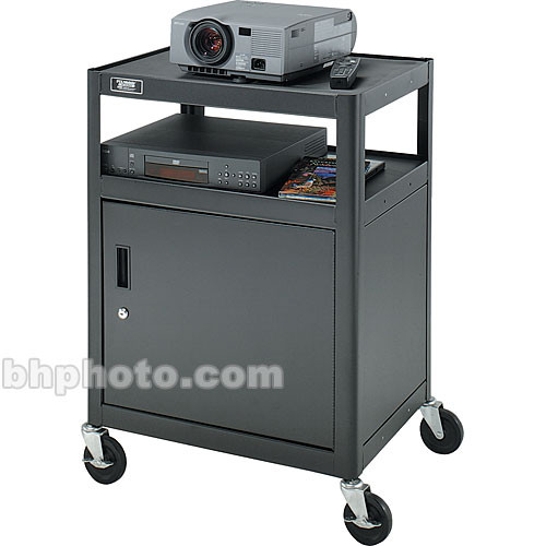 Advance AV2C-42J PixMobile Projection Cart with Storage Cabinet