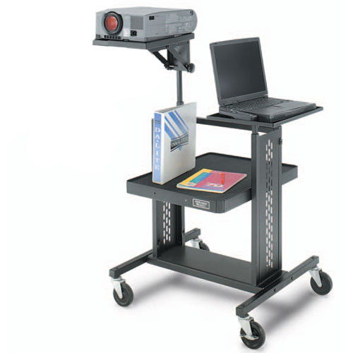 Advance PIXMate APT-42 Ready-to-Assemble Adjustable Projector Cart