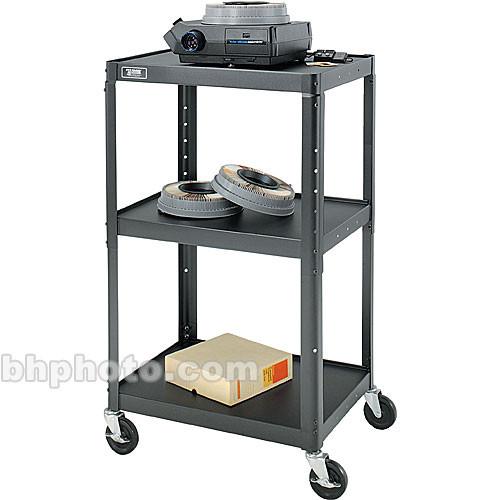 Advance 3 Shelf Adjustable TV Cart